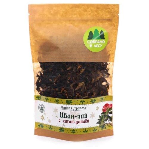 Чай травяной Чайная трапеза Иван-чай С саган-дайля, 75 г чай травяной polezzno саган дайля 50 г