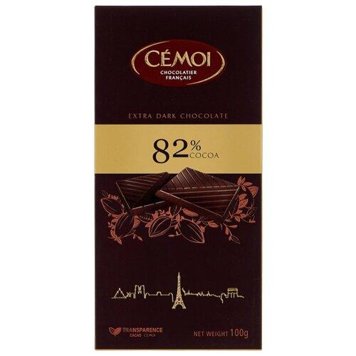 шоколад cemoi горький 72% какао 100 г Шоколад Cemoi Горький 82% какао, 100 г
