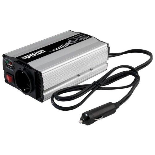 Преобразователь напряжения Mystery MAC-150 серый/черный