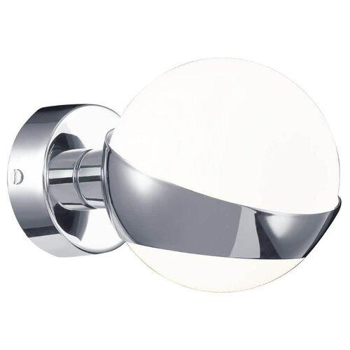 Фото - Настенный светильник FREYA Silvia FR5009WL-05CH, 60 Вт светильник freya linda fr5690pl 05ch e14 200 вт