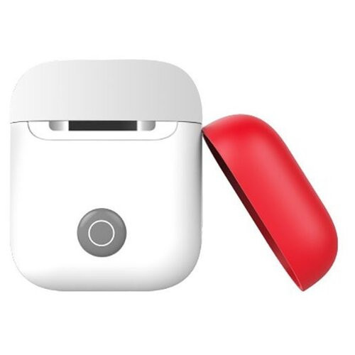 Чехол SwitchEasy AirPods Colors (2019) white/red
