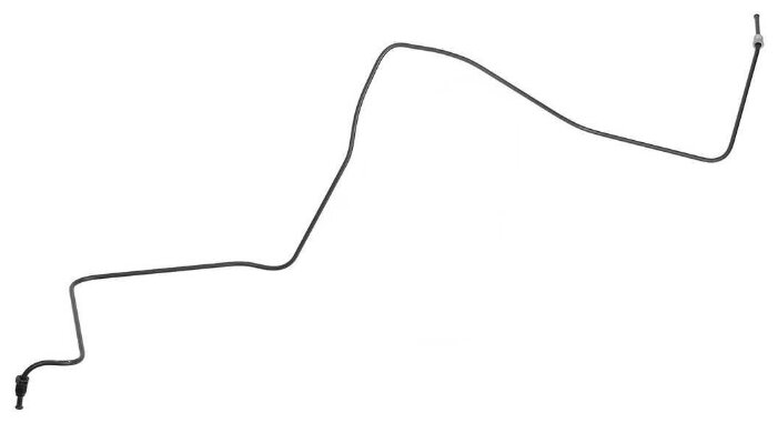 Трубка тормозная Hyundai Kia Automotive Group 58732-5H000