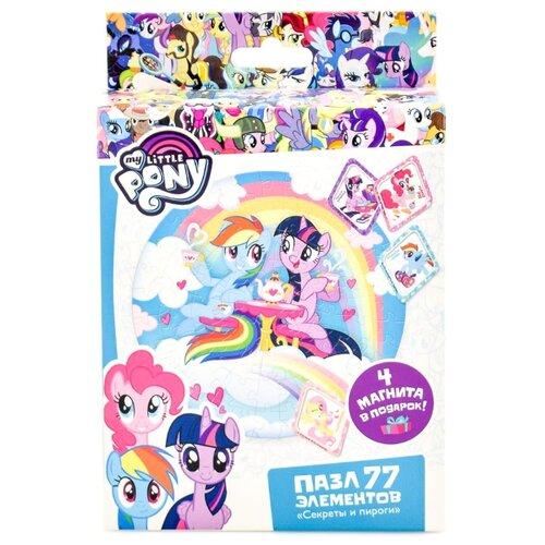 Купить Пазл Origami My Little Pony Секреты и пироги (04368), 77 дет., Пазлы