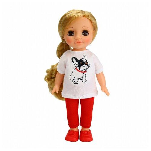 Фото - Кукла Весна Ася с бульдожкой, 26 см, В3970 кукла весна ася звездный час 28 см в3965