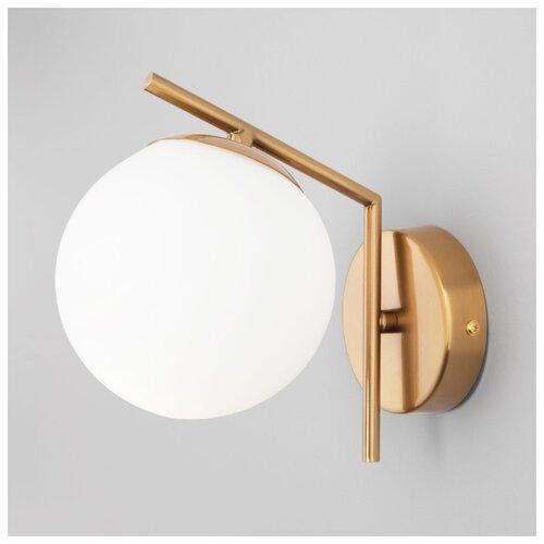 Настенный светильник Eurosvet 70152/1 латунь