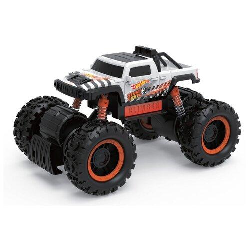 Купить Монстр-трак Hot Wheels Т14092 1:16 белый, Машинки и техника