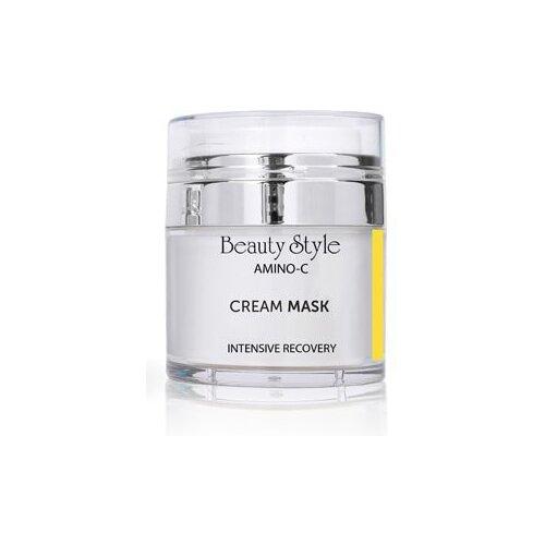 Фото - Beauty Style крем-маска Intensive recovery Amino - C, 50 мл омолаживающая крем маска матриксил beauty style 50 мл