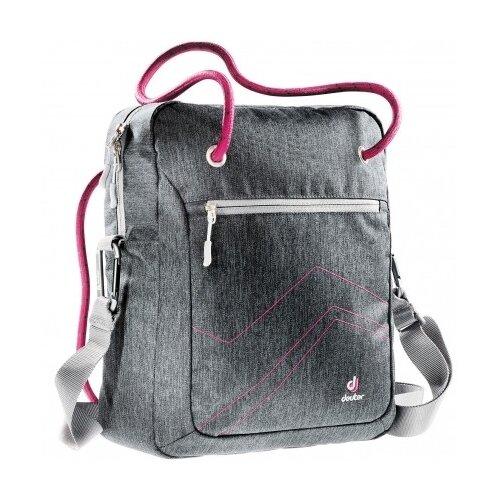 Школьная сумка deuter Pannier 85093-7511 серый/розовый