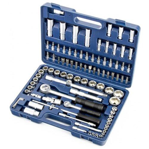 Набор автомобильных инструментов Сибртех (94 предм.) 13508 синий набор автомобильных инструментов союз 48 предм 1045 20 s48c синий