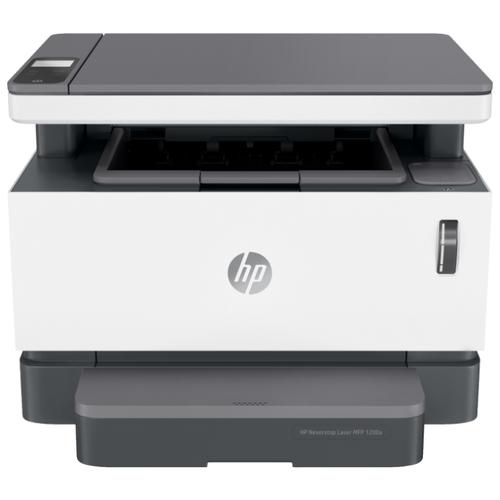 Фото - МФУ HP Neverstop Laser 1200a белый/черный блок фотобарабана hp 104 w1104a черный ч б 20000стр для hp neverstop laser 1000a 1000w 1200a 1200w