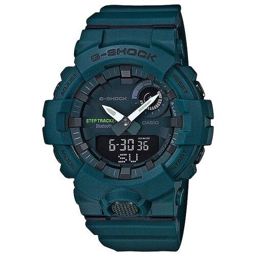 цена Наручные часы CASIO G-Shock GBA-800-3A онлайн в 2017 году