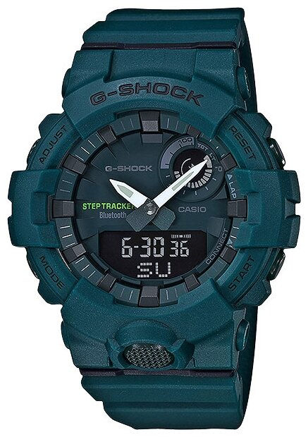 Наручные часы CASIO G-Shock GBA-800-3A