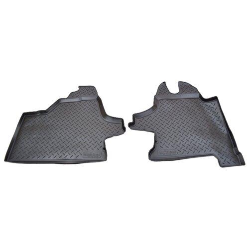 Комплект ковриков NorPlast NPL-Po-23-92 2 шт. черный