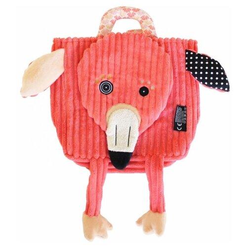 deglingos deglingos лисичка kitschos original Deglingos рюкзак Flamingos The Flamingo (35025), розовый