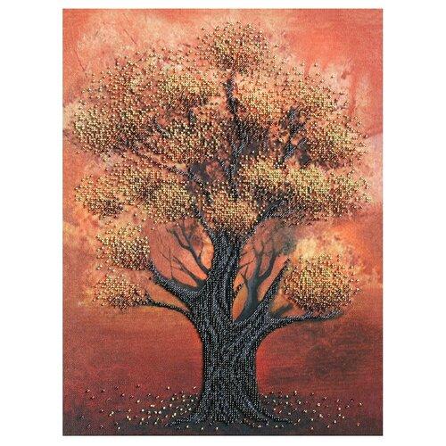 Купить Созвездие Набор для вышивания бисером Мудрость 30 х 40 см (ЗК-001), Наборы для вышивания