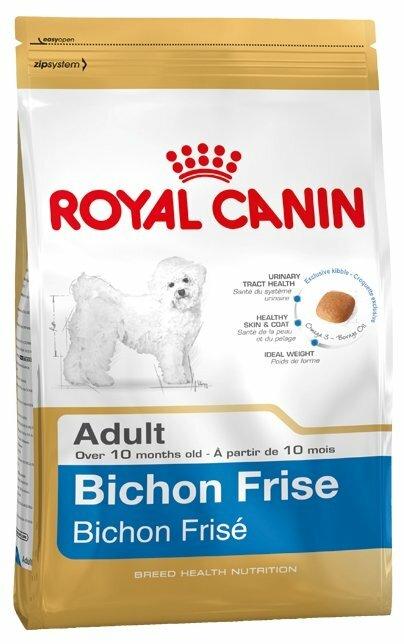 Корм для собак Royal Canin Французская болонка для профилактики МКБ, для здоровья кожи и шерсти 1.5 кг