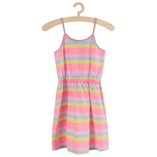 Купить Сарафан 5.10.15 размер 116, розовый, Платья и сарафаны