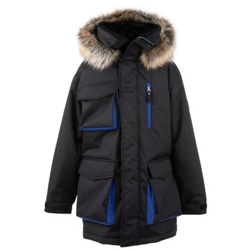 Купить Куртка KERRY Warm K20673 размер 134, 042 черный, Куртки и пуховики