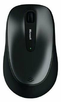 Мышь Microsoft Wireless Mouse 2000 Black USB