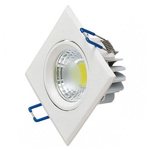 Встраиваемый светильник HOROZ ELECTRIC RZ00000310 потолочный светильник horoz hl875lwh
