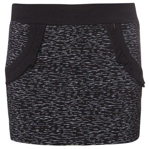 Купить Юбка-шорты M&D размер 128, черный, Юбки