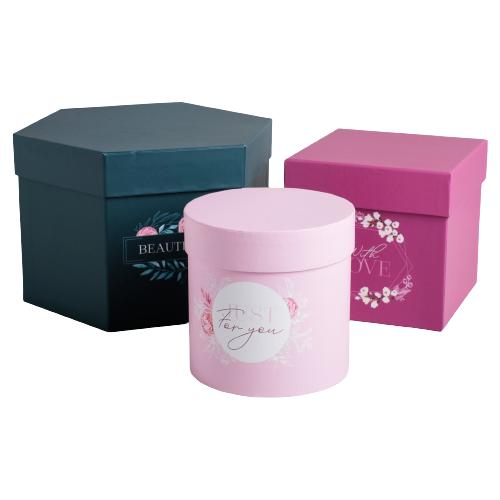 Фото - Набор подарочных коробок Дарите счастье Нежность, 3 шт. зеленый/розовый/сиреневый набор подарочных коробок дарите счастье нежность 3 шт розовый