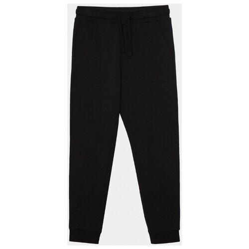 Купить Спортивные брюки Gulliver размер 140, черный, Брюки