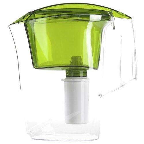 Фильтр кувшин Гейзер Дельфин 3 л зеленый кувшин гейзер геркулес 62043 зеленый