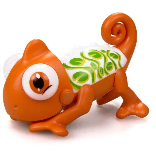 Купить Интерактивная игрушка робот Silverlit YCOO n'Friends Gloopies Klip оранжевый, Роботы и трансформеры