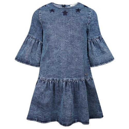 Платье GIVENCHY размер 152, синий футболка givenchy размер 152 серый белый