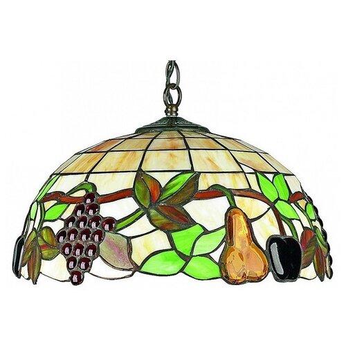 Фото - Потолочный светильник Omnilux Alenquer OML-80303-03, E27, 180 Вт, кол-во ламп: 3 шт., цвет арматуры: бронзовый люстра omnilux alenquer oml 80307 03