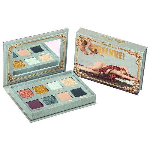 Lime Crime Палетка теней Prelude chroma джемпер lime lime mp002xw18xob