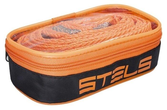 Ленточный буксировочный трос STELS 54383 4,6 метра (10 т)