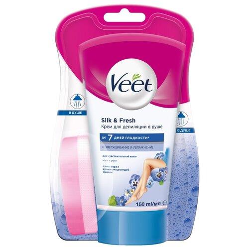 Купить Veet Крем для депиляции в душе для чувствительной кожи 150 мл