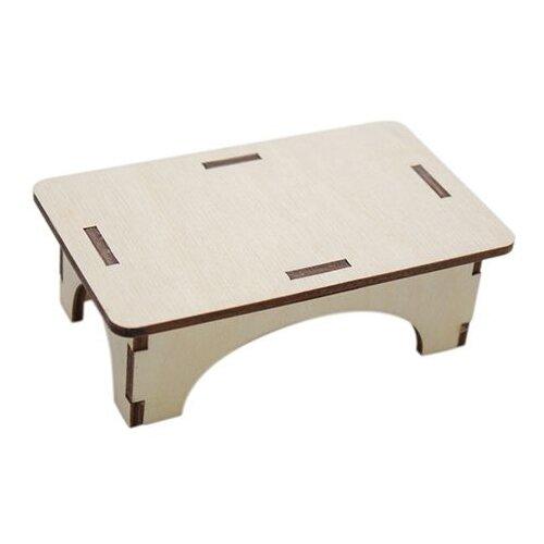 Купить Astra & Craft Деревянная заготовка для декорирования Стол для кукол L-455 береза, Декоративные элементы и материалы