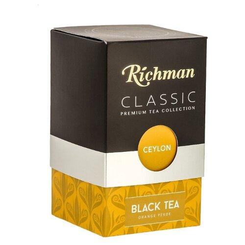 Чай черный Richman OP , 100 г фото