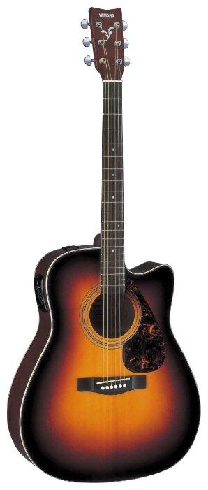 Гитара электроакустическая YAMAHA FX370C Tabacco Brown Sunburst