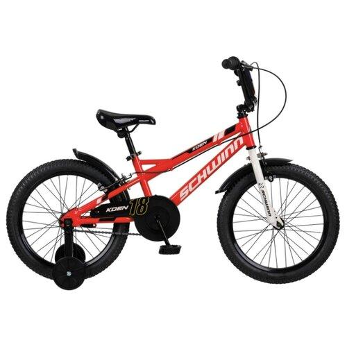 Детский велосипед Schwinn Koen 18 красный (требует финальной сборки)