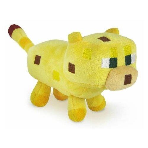 Мягкая игрушка Minecraft. Baby Ocelot (18 см)