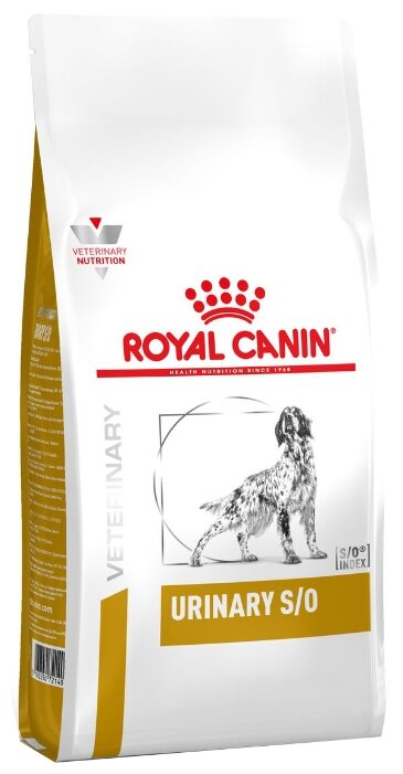 Корм для собак Royal Canin Urinary S/O LP18