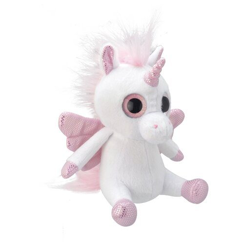 Мягкая игрушка Wild Planet Единорог с крыльями 15 см овечка 20 см wild planet