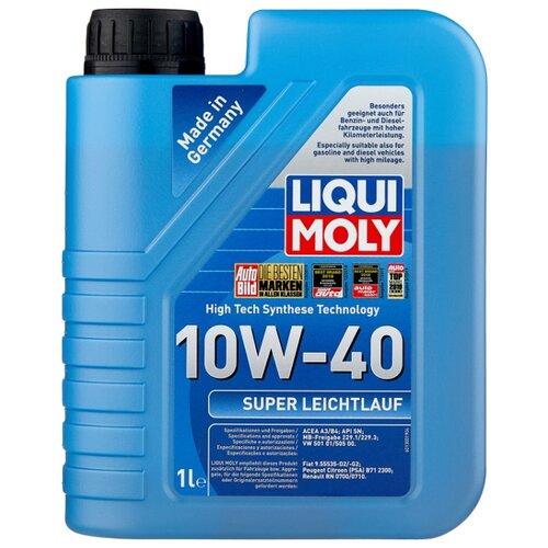 цена на Моторное масло LIQUI MOLY Super Leichtlauf 10W-40 1 л