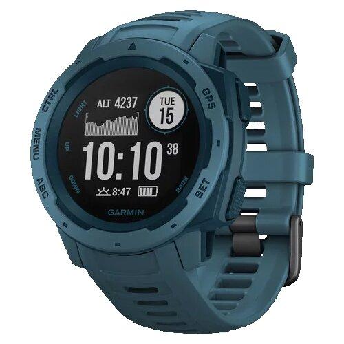 Умные часы Garmin Instinct lakeside blue