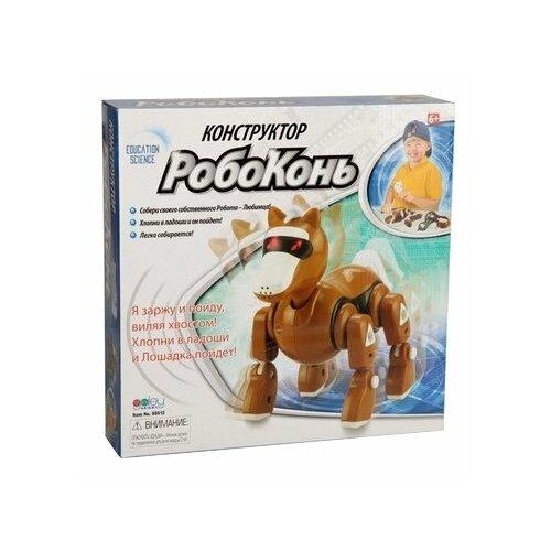 Купить Электромеханический конструктор Galey Toys Education Science 88012 Робоконь, Конструкторы