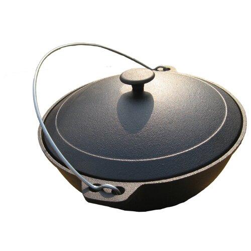 Казан Myron Cook Tradition MC0082, черный