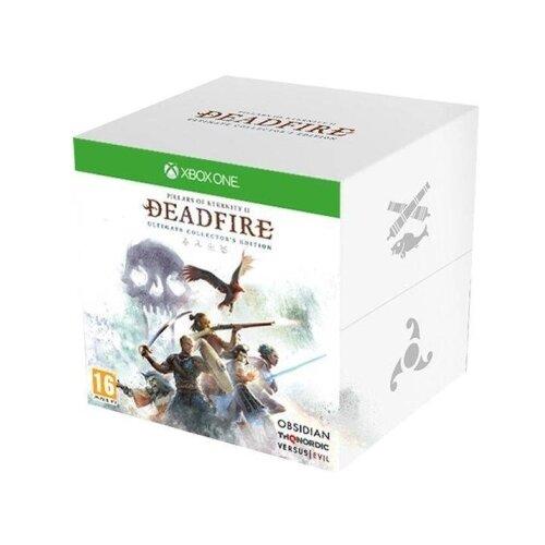 Игра для Xbox ONE Pillars of Eternity II: Deadfire. Ultimate Edition. Коллекционное издание, русские субтитры недорого