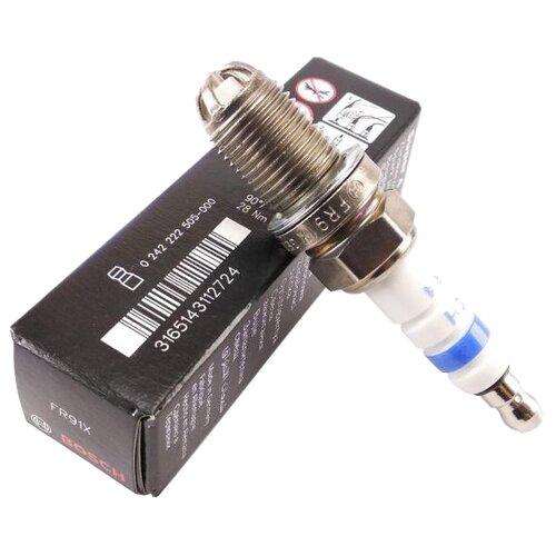 Свеча зажигания Bosch Super 4 FR91X 1 шт.