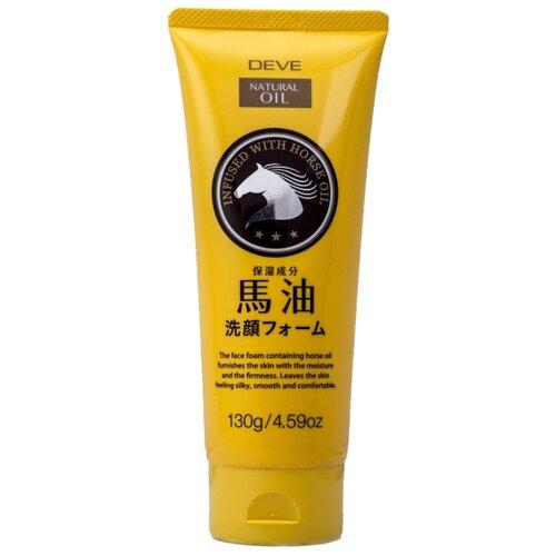 KUMANO пенка для умывания с лошадиным маслом очищающая для жирной кожи Deve, 130 г недорого