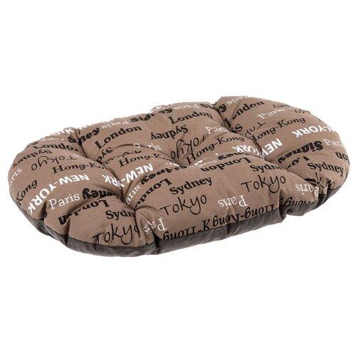 Лежак для собак и кошек Ferplast Relax C 55/4 55х36 см коричневый