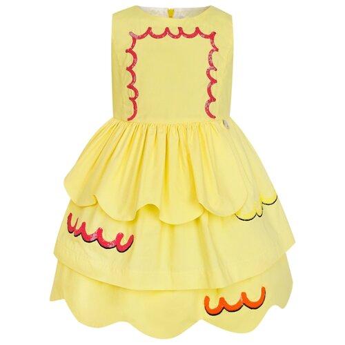 Платье Simonetta размер 80, желтый